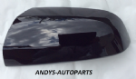 VAUXHALL / OPEL ZAFIRA B 2005 - 2009 (NEW) WING MIRROR COVER LH OR RH SIDE IN GLOSS BLACK